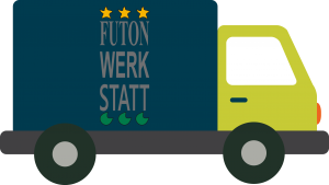 Lieferwagen Futowerkstatt